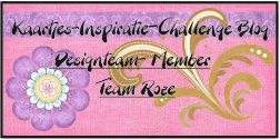 DT bij: Kaartjes Inspiratie Challenge