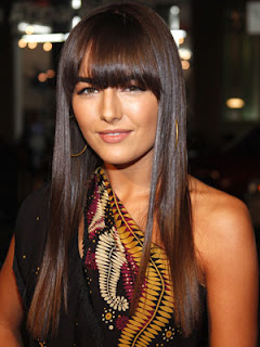 Fringe Hairstyles for Girls - Fringe Hairstyle Ideas