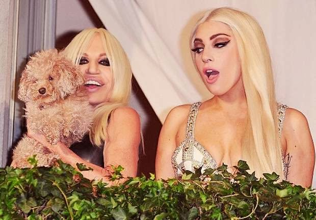 Lady Gaga - Donatella - traduzione testo video download