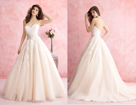 Cheap Wedding Dresses from Landybridal