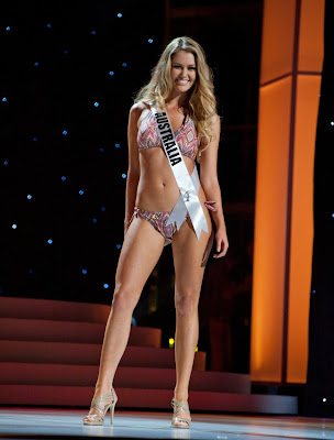 Miss Universe 2011 Bikini