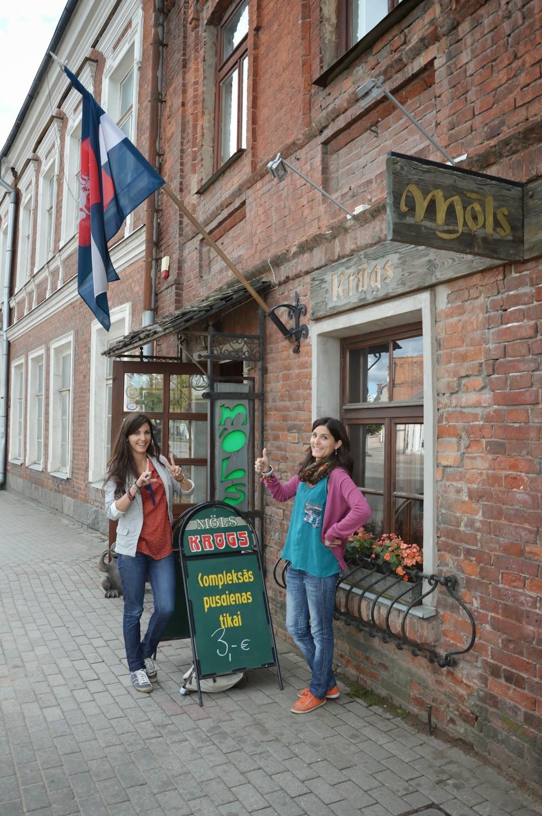latgale street latvia