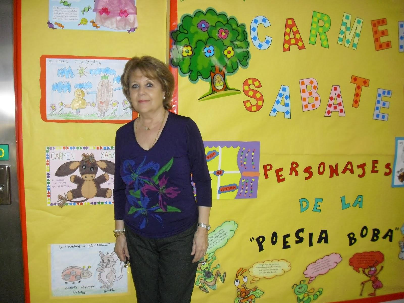 Presentando Poesía Boba