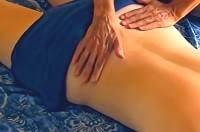 Massaggio antidolorifico alla schiena