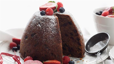 Traditional Christmas pudding recipe