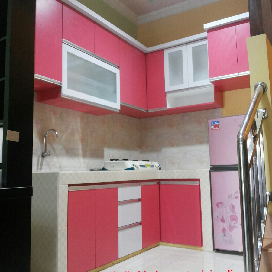 Kitchen Set Cilengsi Kitchen Set Minimalis Dan Mungil