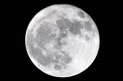 Vollmond am 16.01.2014...