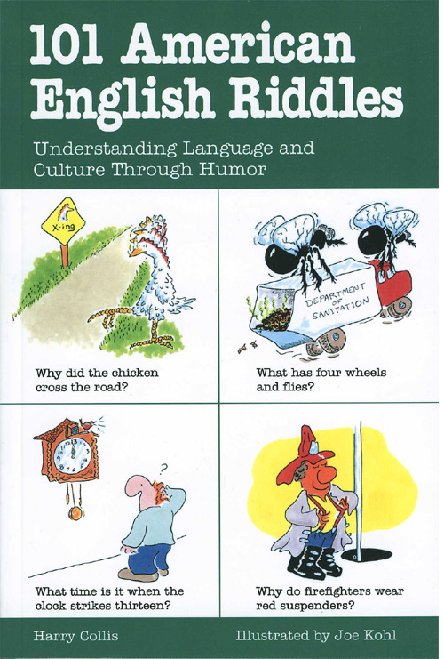 101 american english riddles  understanding language and