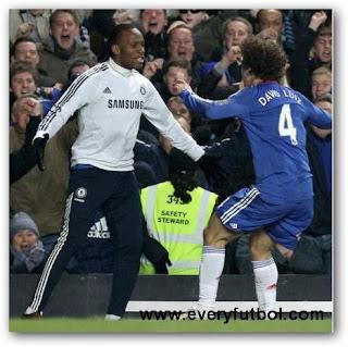 Goles De David Luiz En El Chelsea