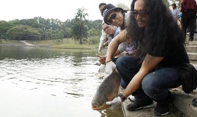 Gambar Pancing Ikan Ali XPDC