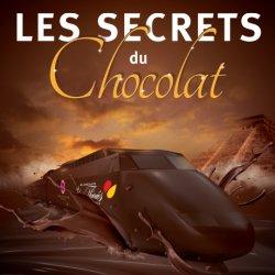affiche de l'exposition Les secrets du chocolat
