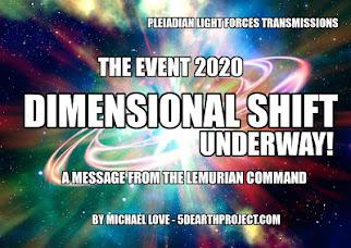 MICHAEL LOVE: DAS EVENT 2020 - EIN GROSSER DIMENSIONSWANDEL IST IM GANGE!💙