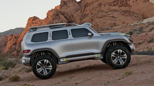 Mercedes-Benz Ener-G-Force side
