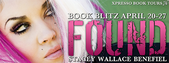 INTERVIEW BLITZ: FOUND by Stacey Wallace Benefiel
