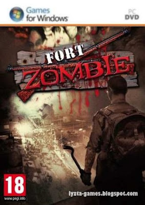 Fort Zombie PC Cover