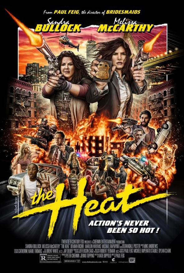 The Heat - Gorący towar - 2013