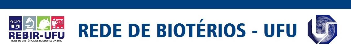 Rede de Biotérios - UFU