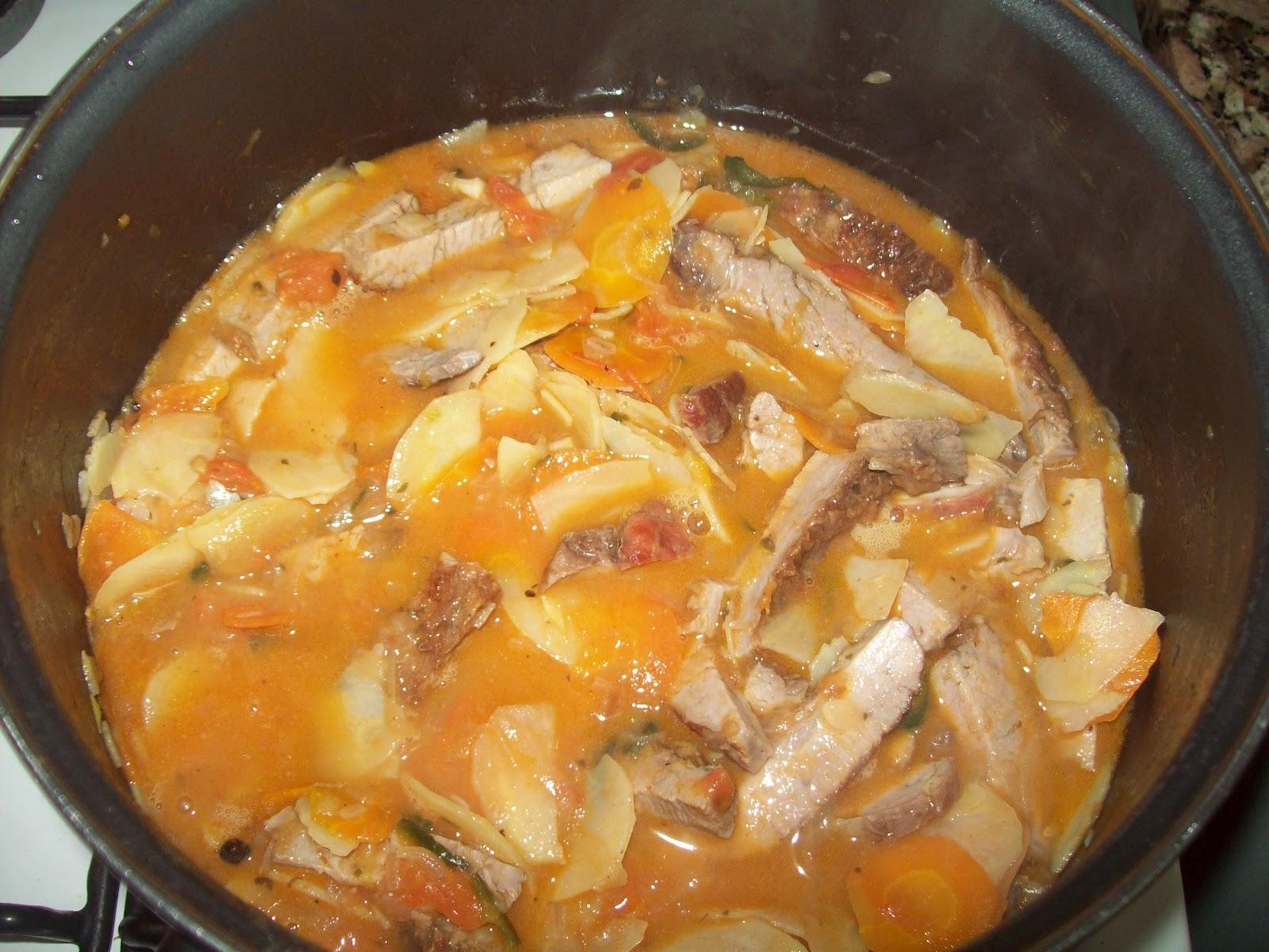 Estofado con sobras de asado recetas de gourmet for Cocinar en 30 minutos