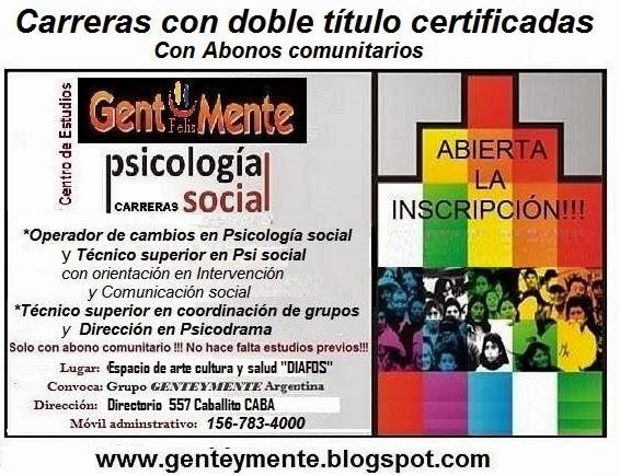Centro de estudios de Psicología Social
