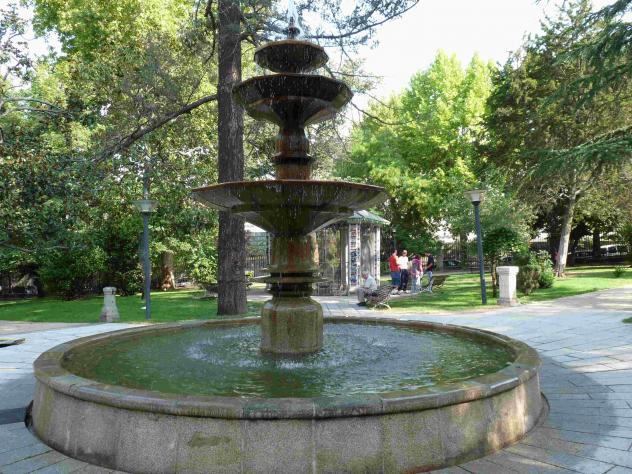 Ourense novatos en la red for Jardin del posio ourense
