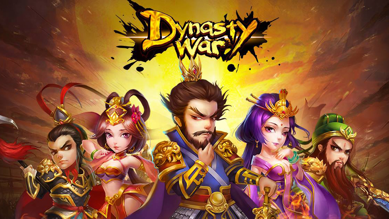 Dynasty War Gameplay IOS / Android