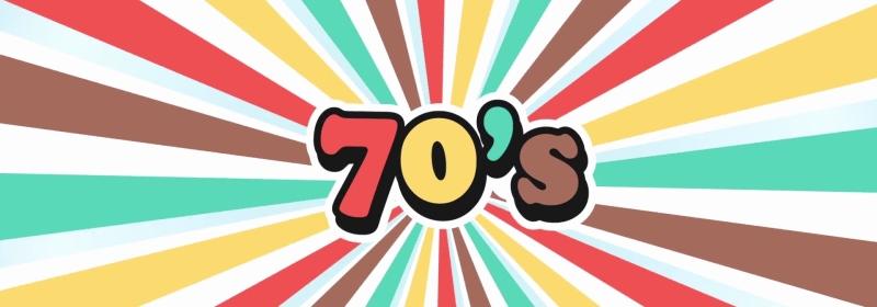 La mia compilation Anni '70