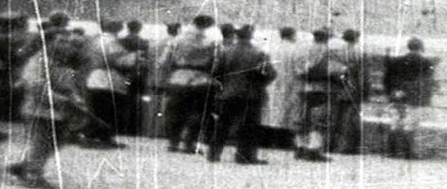 I GIUSTIZIATI DELL'APRILE 1945