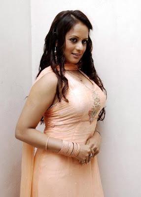 tanisha stunning in churidar