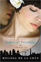 book cover of Gates of Paradise by Melissa de la Cruz