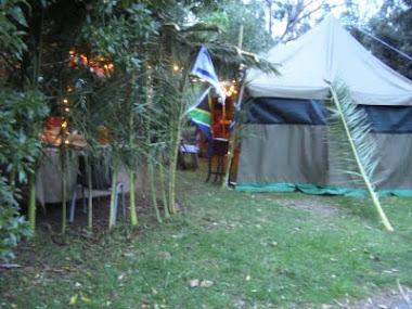 Sukkot camp