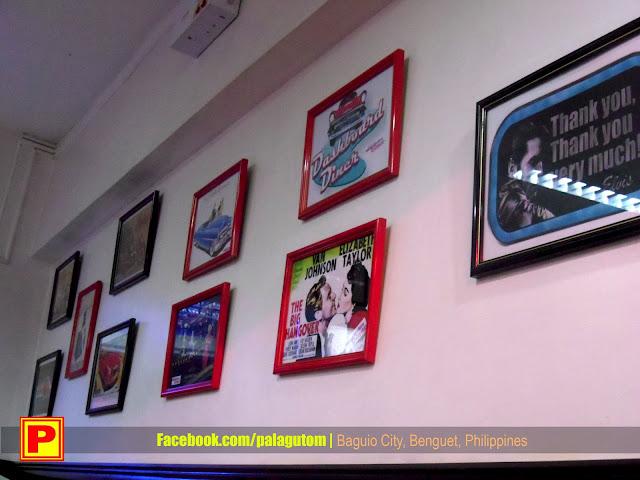Jim's Retro Diner Baguio
