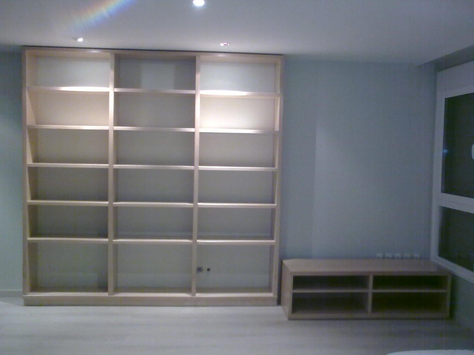 Estanter a y mueble para m sica y televisi n muebles for Mueble y confort zaragoza