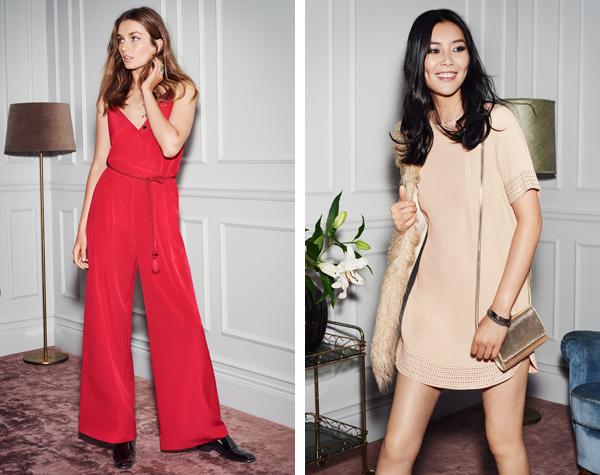 vestuario de fiesta H&M Navidad Nochevieja