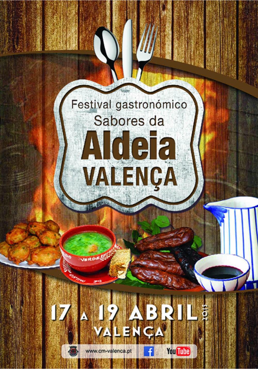 Festival Gastronómico Sabores da Aldeia - Valença