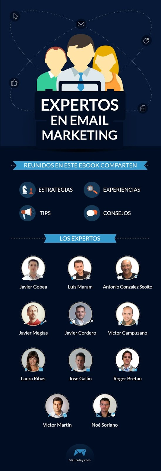 Descárgate el eBook gratis, expertos en email marketing te dan todas las claves