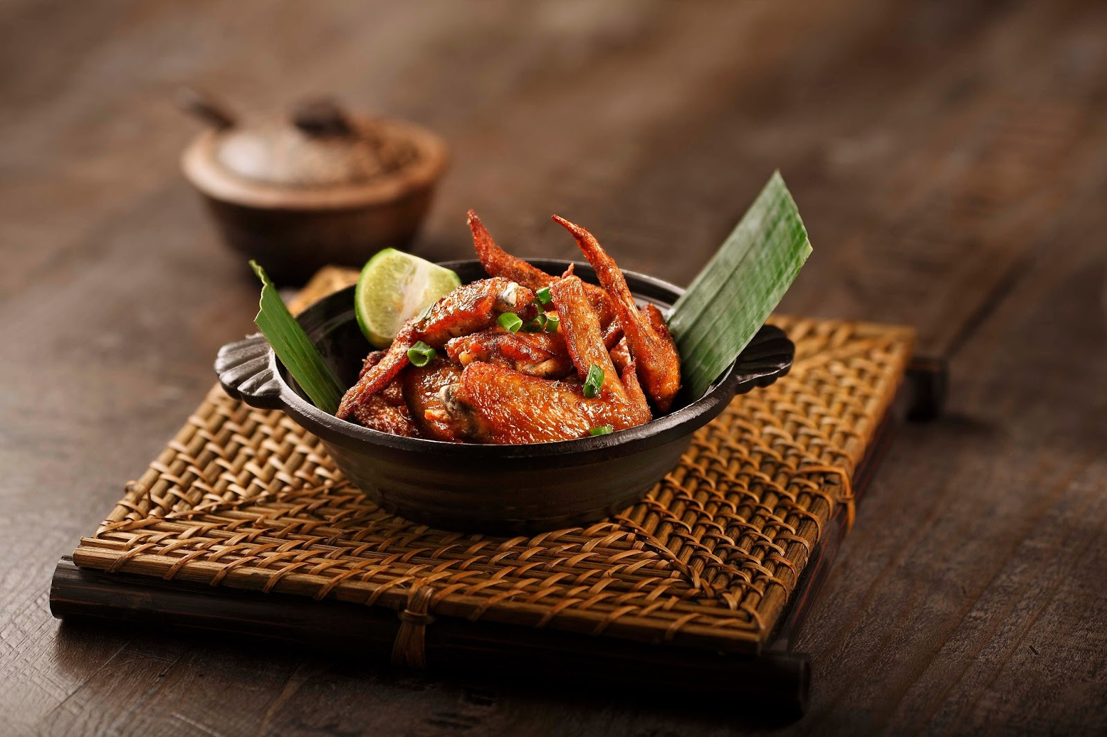 Street food warms your heart thai express new menu launch for Jordans fish and chicken near me