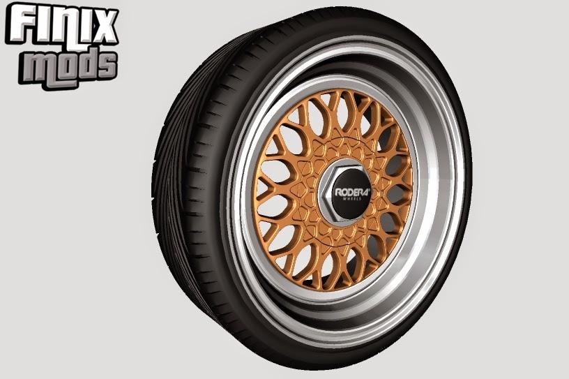 BBS Rodera Wheel