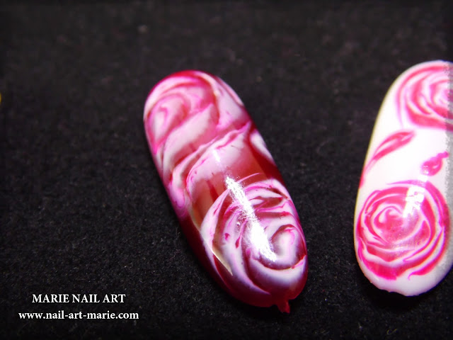 Roses Dry Marble4