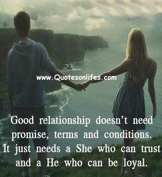quotes for a good relationship