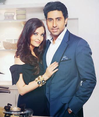 Aishwarya & Abhishek for TTK Prestige