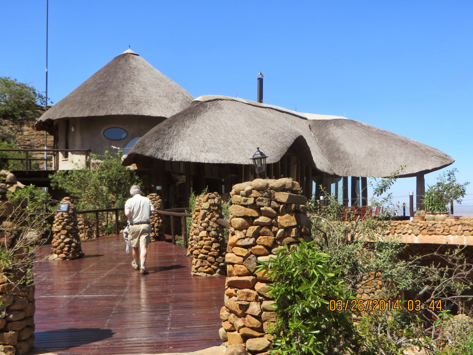 Isandlwana Lodge, Zululand, South Africa