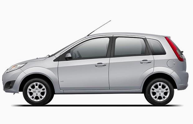 Ford Fiesta Rocam 2014