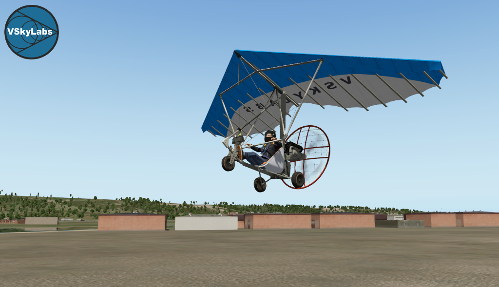 VSKYLABS Hang Glider Project