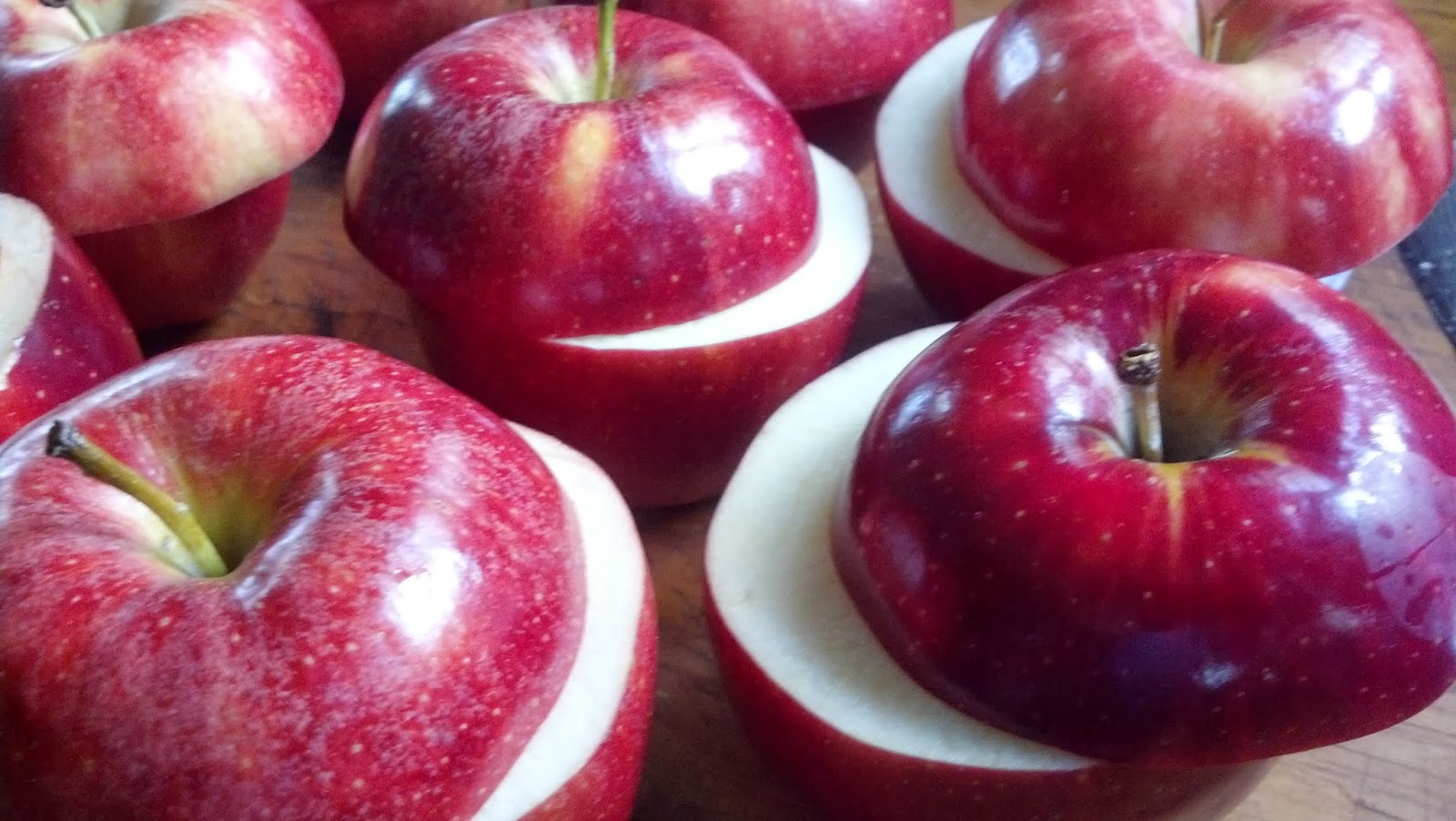 salted sugared spiced™: Baked Apples a la Mode