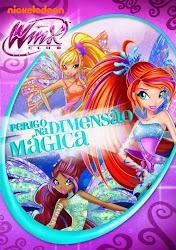 Baixe imagem de Winx Club: Perigo na Dimensão Mágica (Dublado) sem Torrent