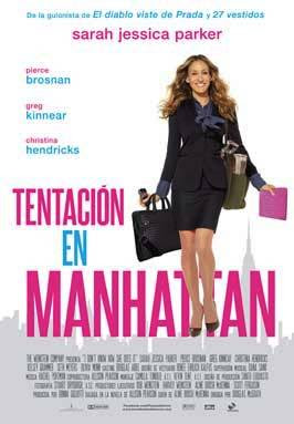 ¿Cómo lo hace? (Tentación en Manhattan)(I don't know how she does it)(2011).