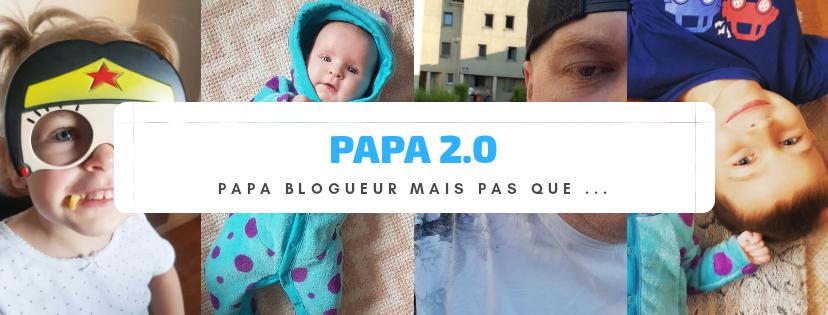 PAPA 2.0 LE BLOG