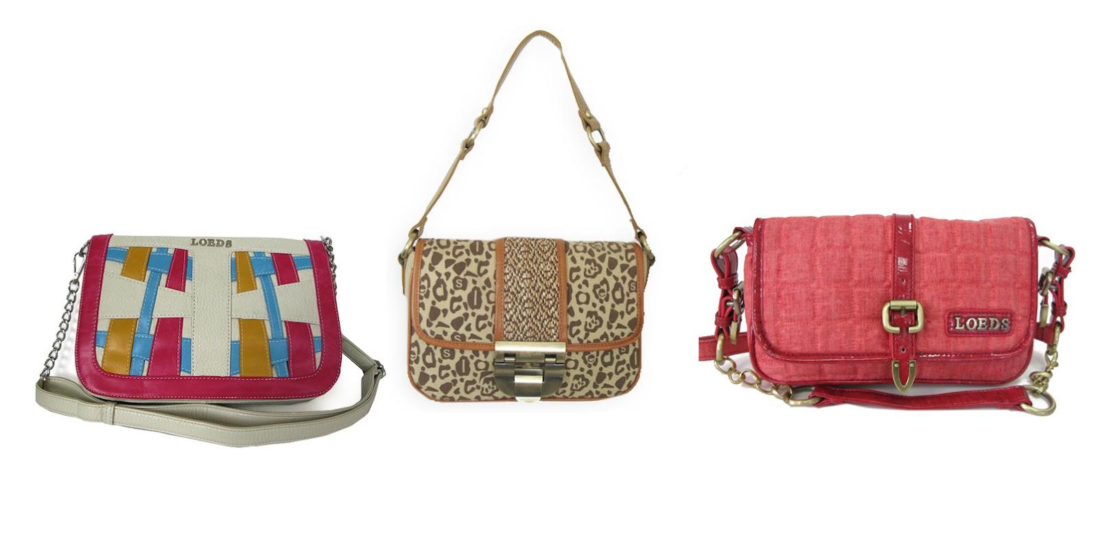 Las chicas bajitas con bolsos pequeños