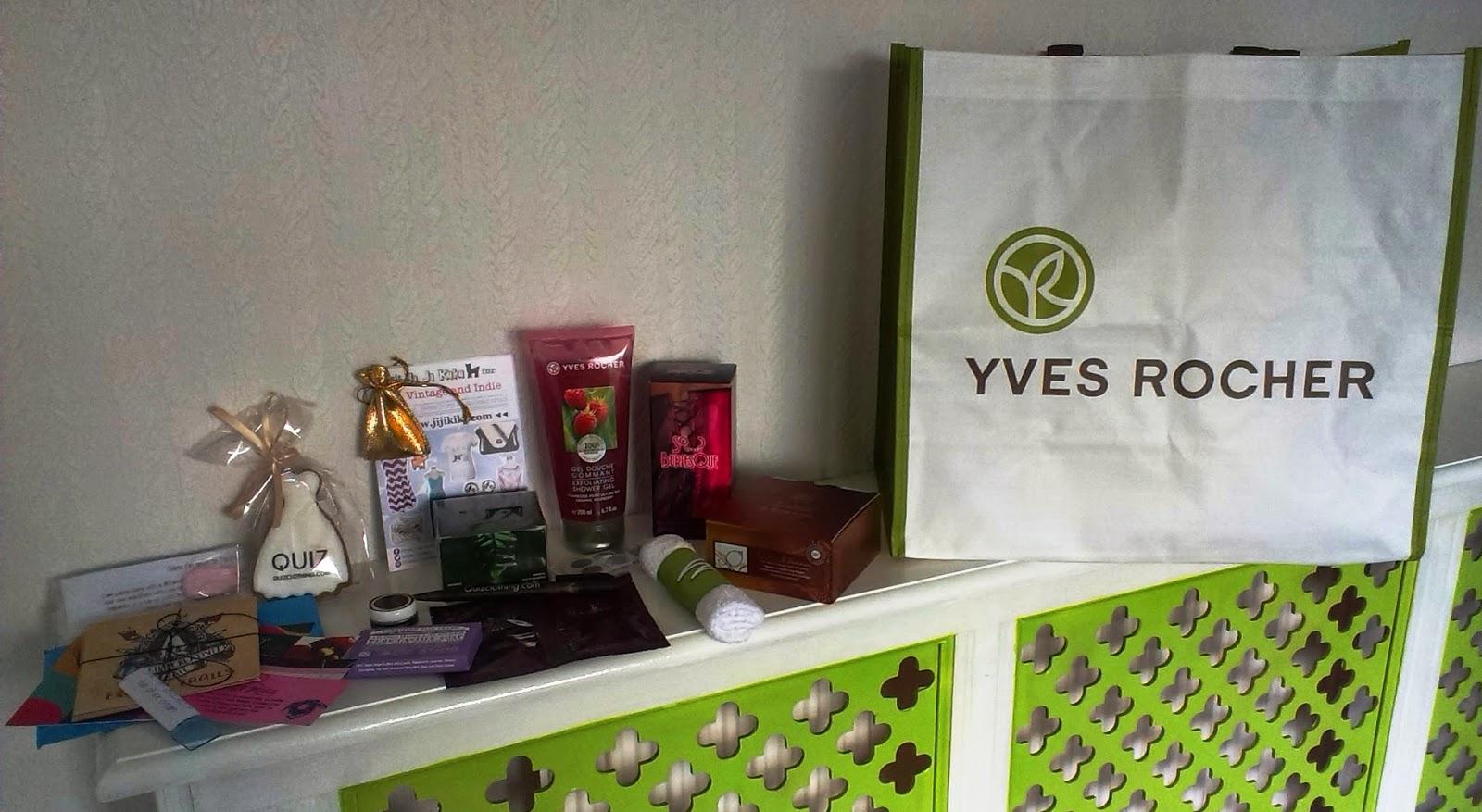 SW Blog Social Gift Bag