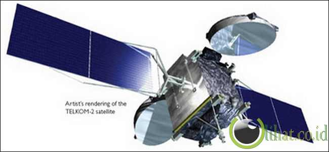 Satelit TELKOM-2 (2005)